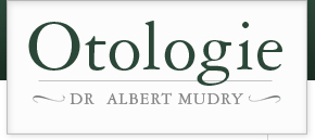 Otologie - Dr. Albert Mudry