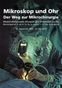 Exposition histoire de la chirurgie de l'oreille